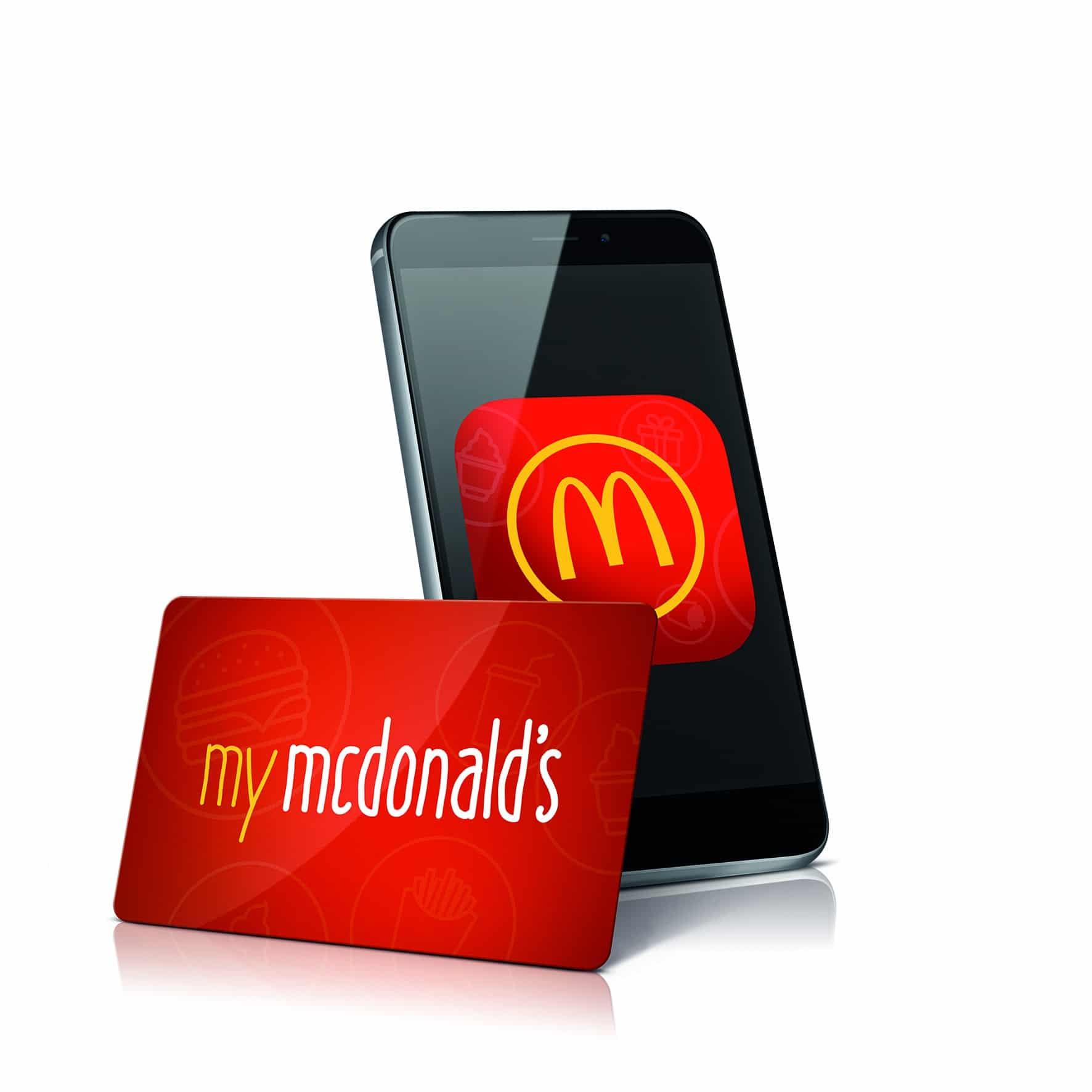 Mymcdonald S Neuer Bonusclub Fur Burgerfans Mcdonald S